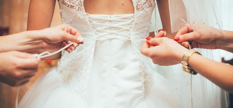 νυφικό κοστούμι γάμου